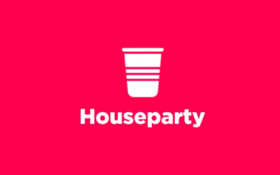 """What is the app """"Houseparty""""?"""