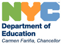 Image of NYC Department of Education logo