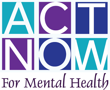 ACT NOW For Mental Health logo